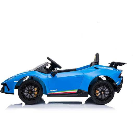 Kids ride on electric car Blue