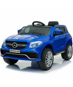 Mercedes GLE Blue Kids Car