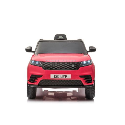 Pink Range Rover Kids Car