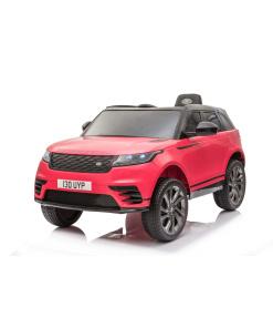 Pink Electric Range Rover Kids Car