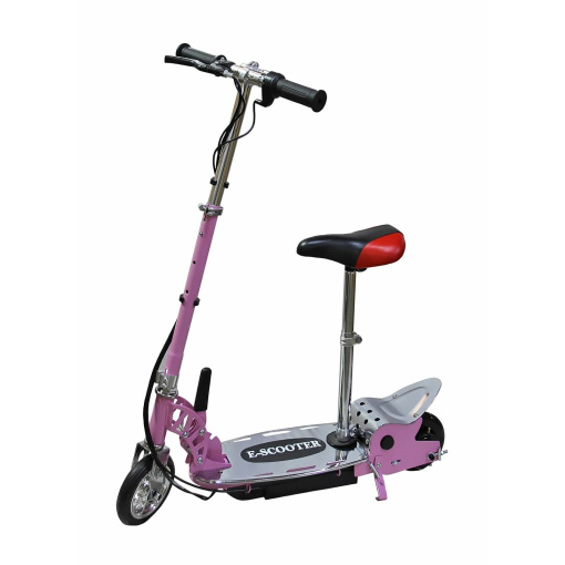 120w pink with seat scooter
