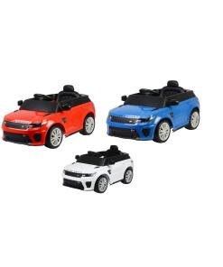 6732r range rover svr kids ride on car