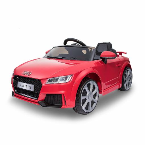Audi TT Red Kids electric car