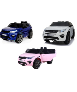 Kids Ride on Land Rover DISCOVERY SPORT