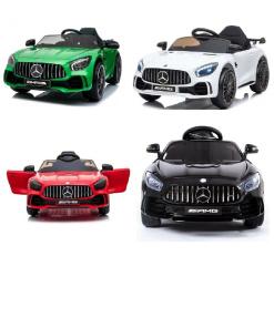 Mercedes kids ride on car