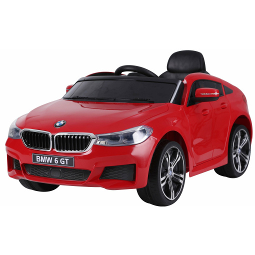bmw kids ride on car in red