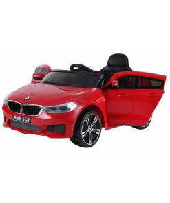 bmw red kids electric car