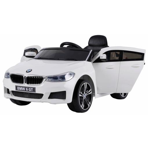 bmw white kids car