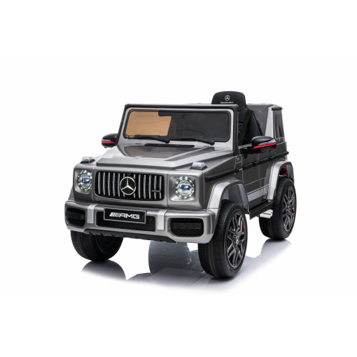 BBH0003 LARGE MERCEDES SILVER G63