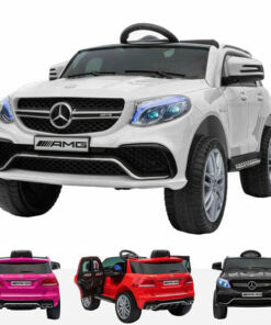 Kids Mercedes Ride on Cars