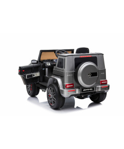 KIDS MERCEDES RIDE ON ELECTRIC CAR WITH REMOTE 12V