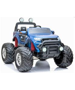 MONSTER TRUCK FORD FOR KIDS IN BLUE