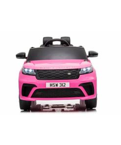 kids pink car